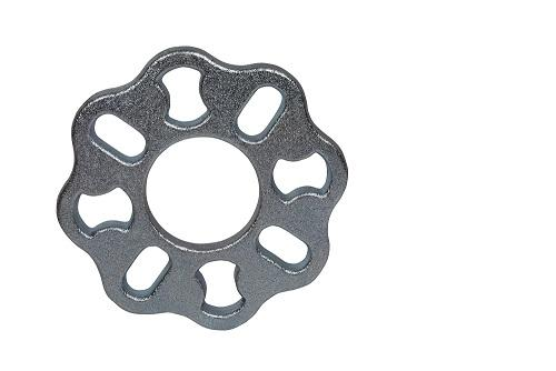 Rosette Ring (Forged)
