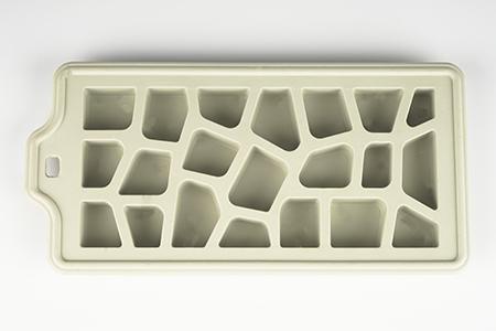 silicone ice box cube