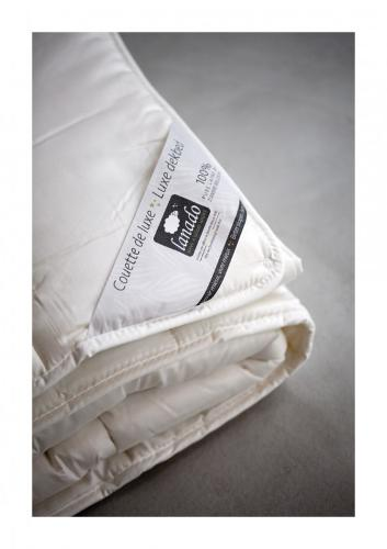 Woollen duvet Organic Textile certified