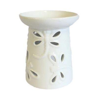 Classic White Oil Burners
