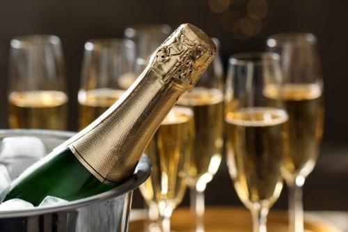 Import export Champagnes