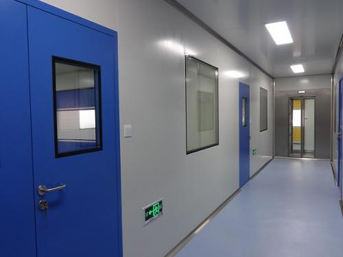 pharmaceutical cleanroom
