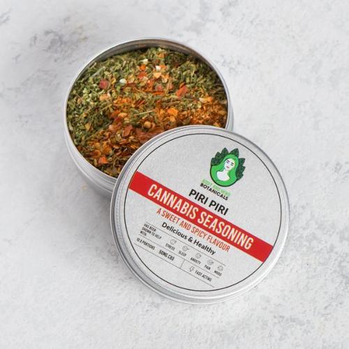Cannabis Seasoning