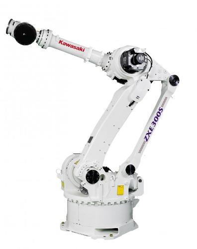 Robot à bras articulé - ZX300S