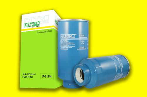 FILTORQ FUEL FILTER F6184 - FF5368
