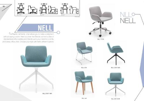 Rapido NELL MANAGER CHAIRS
