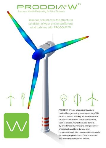 STRUCTURAL HEALTH MANAGEMENT FOR WIND TURBINES