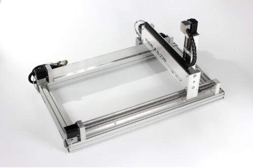CNC Engraving Machine High-Z S-720