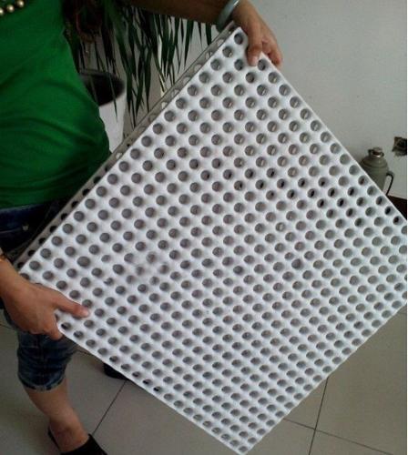 60x40cm rabbit plastic slat floor