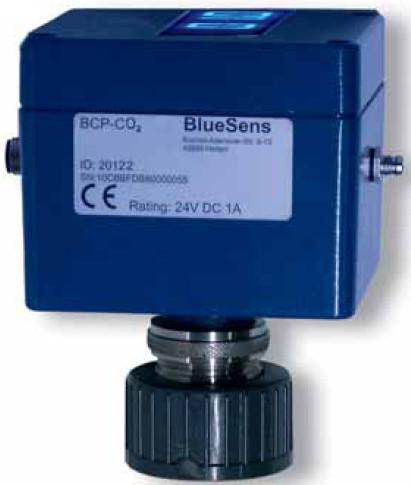 CO2 Analysator -  BCP-CO2 Alu