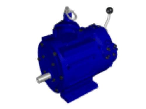 Pneumatikmotoren Typenreihe DM08-DM020