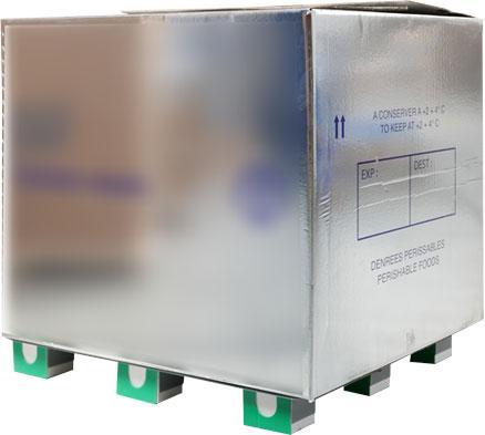 Box de transport en carton