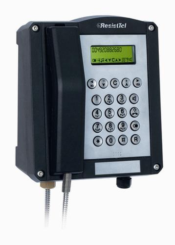 FHF Ex-Telefon ExResistTel schwarz 11286101