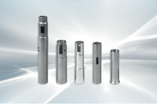 Rohrkomponenten für Lenksysteme