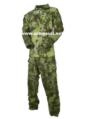 Combat Shirt & Pants with Elbow & Knee Pads