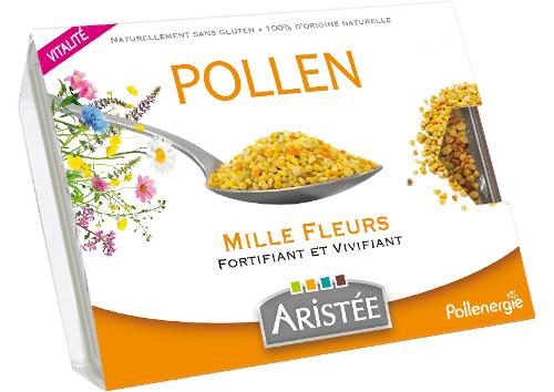 Pollen milles fleurs