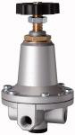 Precision pressure regulator, G 1/4, Control range 0.5...