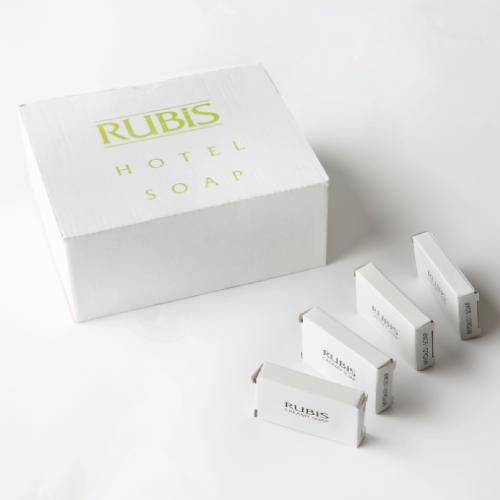 Rubis – 15 Gr Hotel Soap In Box
