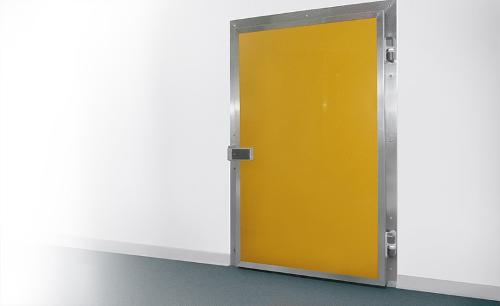 Porte pivotante isotherme SP200