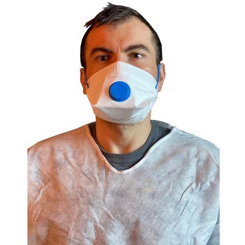 Ffp2 Mask With Valve