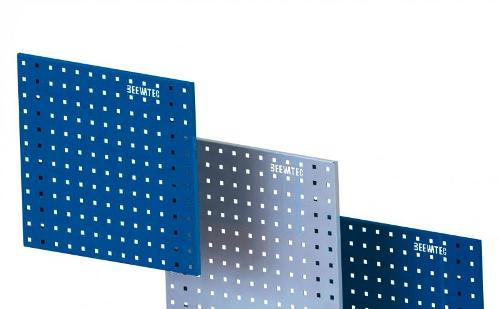 Perforated panel systems