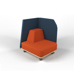 Modular couch D-3