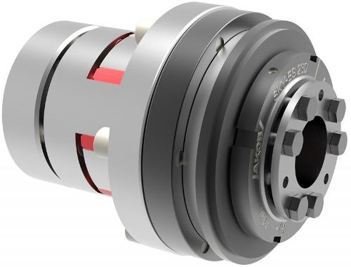 Safety coupling SKY-ES