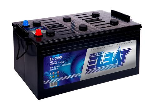 ELBAT 6ST-220AH