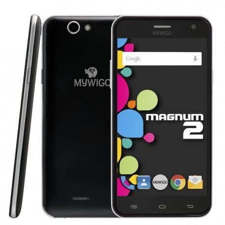 MyWigo Magnum 2 8GB 4G Negro