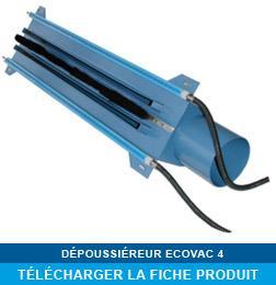 Dépoussiéreur ECOVAC 4
