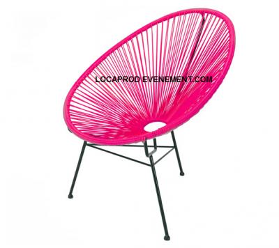 Location de fauteuil PANAMA