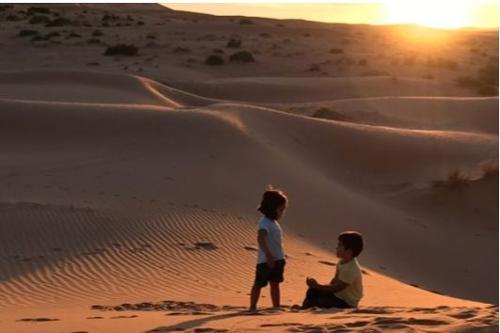 Circuitos en Familia por Marruecos