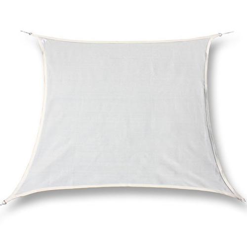 hanSe® Marken Sonnensegel 100% Polyester Quadrat...