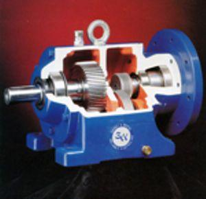 Genat and Wood Helical Gearboxes