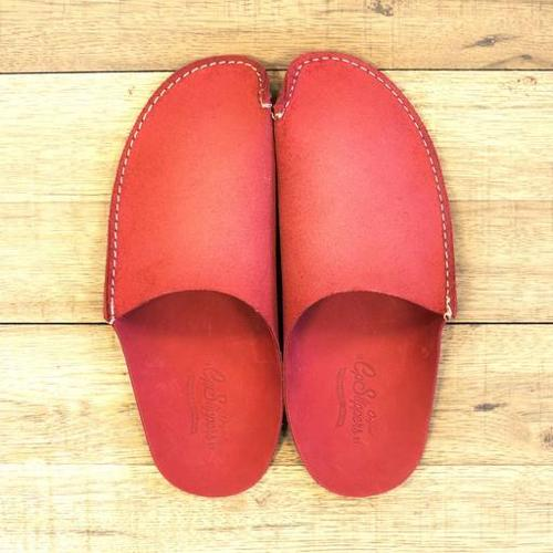 Red CP Slipperrs