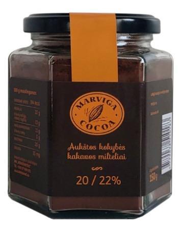"""Marviga Cocoa"" 20/22% High fat Cocoa Powder"
