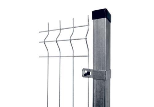 Stahlpfosten für Zäune und Tore