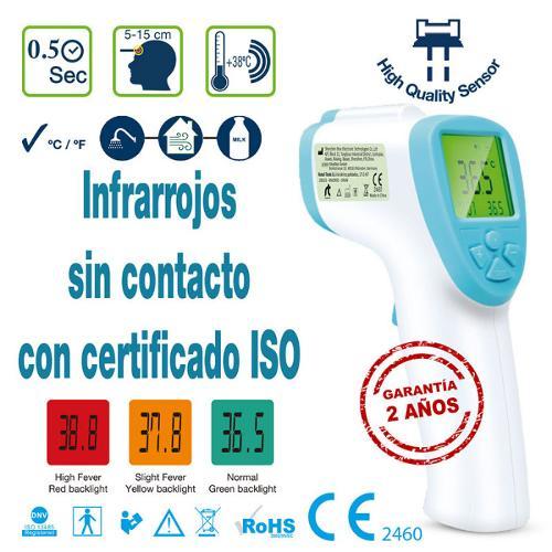 Termometro Sin Contacto