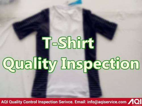T-shirt Garment Quality Inspection Service