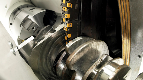 Crankshafts and Camshafts