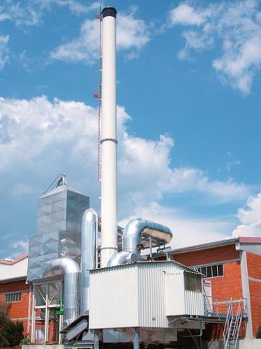 RTO - Regenerative Thermische Oxidation | Engineering