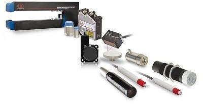 Sensores de Distancia, Posición y Desplazamiento