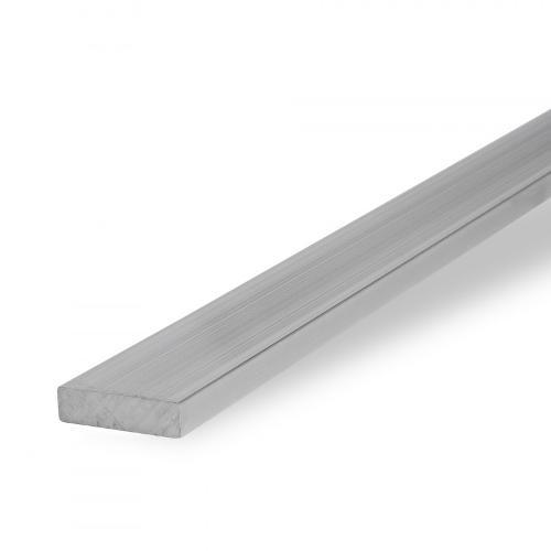 Aluminium flat, EN AW-2007 (AlCuMgPb), 3.1645, pressed, T4