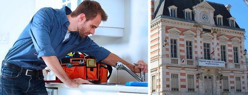 Dépannage plombier à Bagnolet (93170)