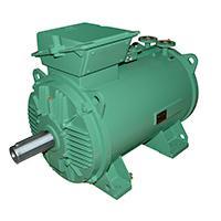 Motori trifasi asicroni con raffredamento a liquido