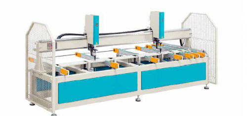 SM 1000 - Automatic Steel Reinforcement Screwing Machine