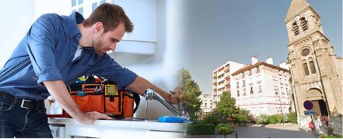 Dépannage plombier à Ermont (95120)