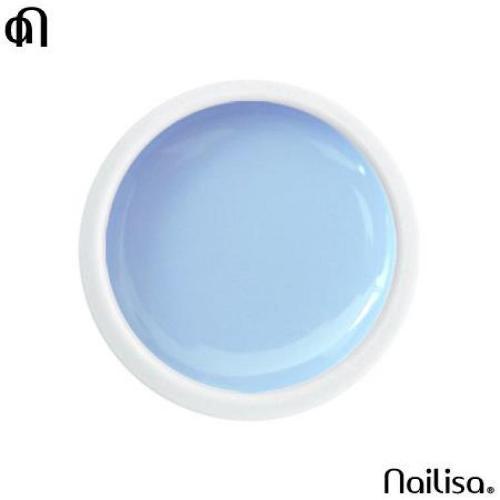 Gel de couleur Pastel Bleu
