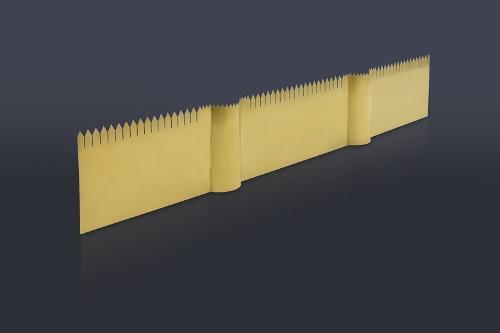 Foil- cutting knife