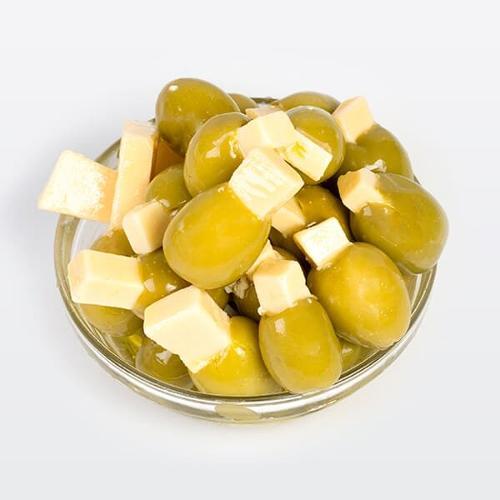 Cheese Olives (Aceituna Gordal Rellena De Queso)